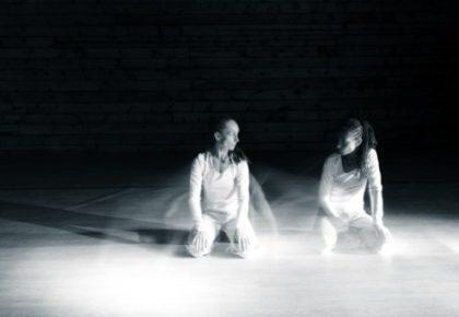 От соло к контактному танцу — серия мастер-классов по искусству импровизации