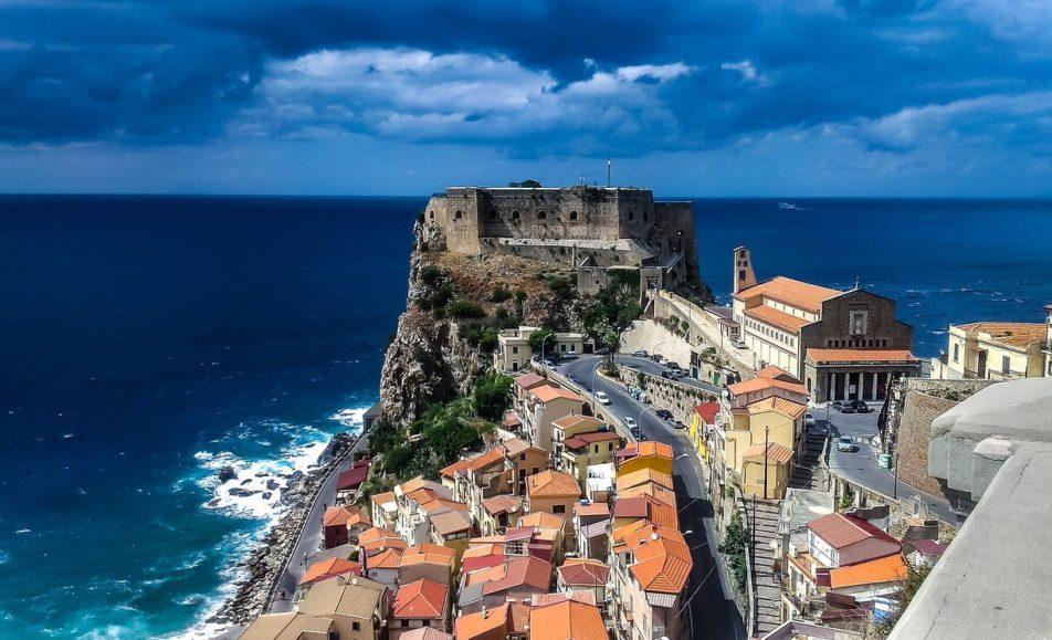 Эксклюзивный выездной тренинг «Проявление прекрасного» на южном побережье Италии, в солнечной Калабрии