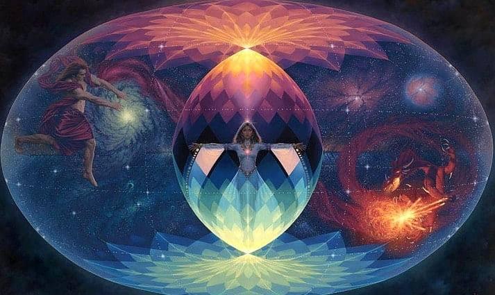 Лекция 3: Сюжеты космогонических мифов в жизни. Часть вторая