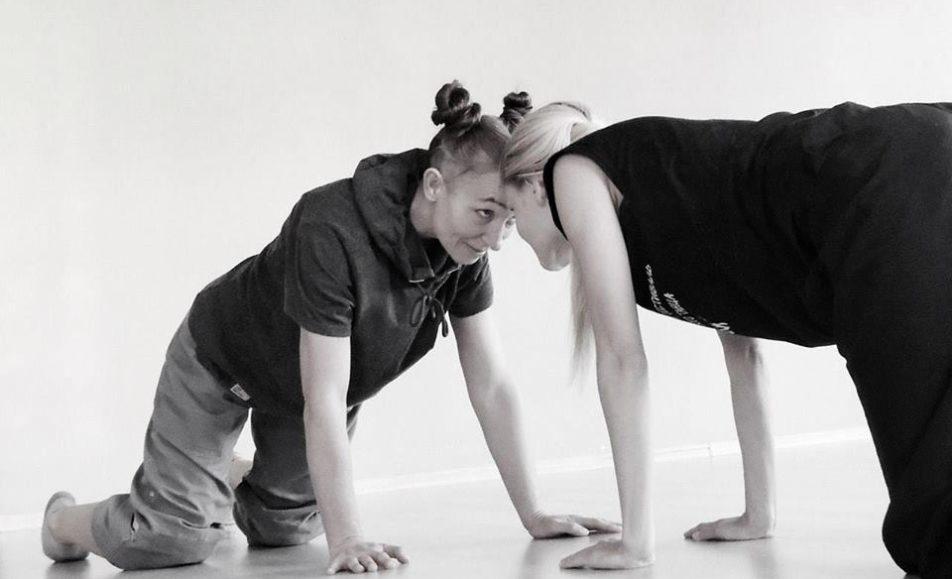 Мастер-класс по контактной импровизации с Катей Басалаевой «ГРАНИЦЫ»